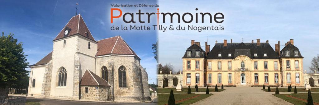 patrimoine La Motte Tilly
