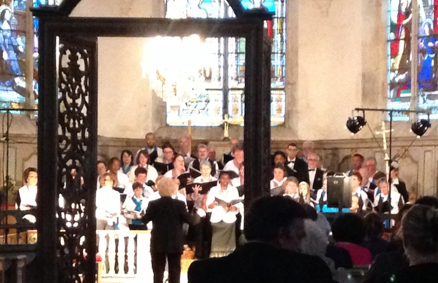 Chorale La Motte Tilly