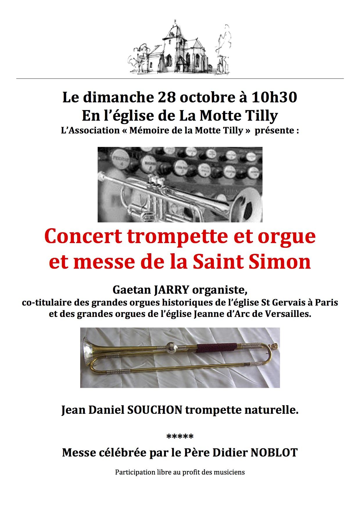 Concert 28.10