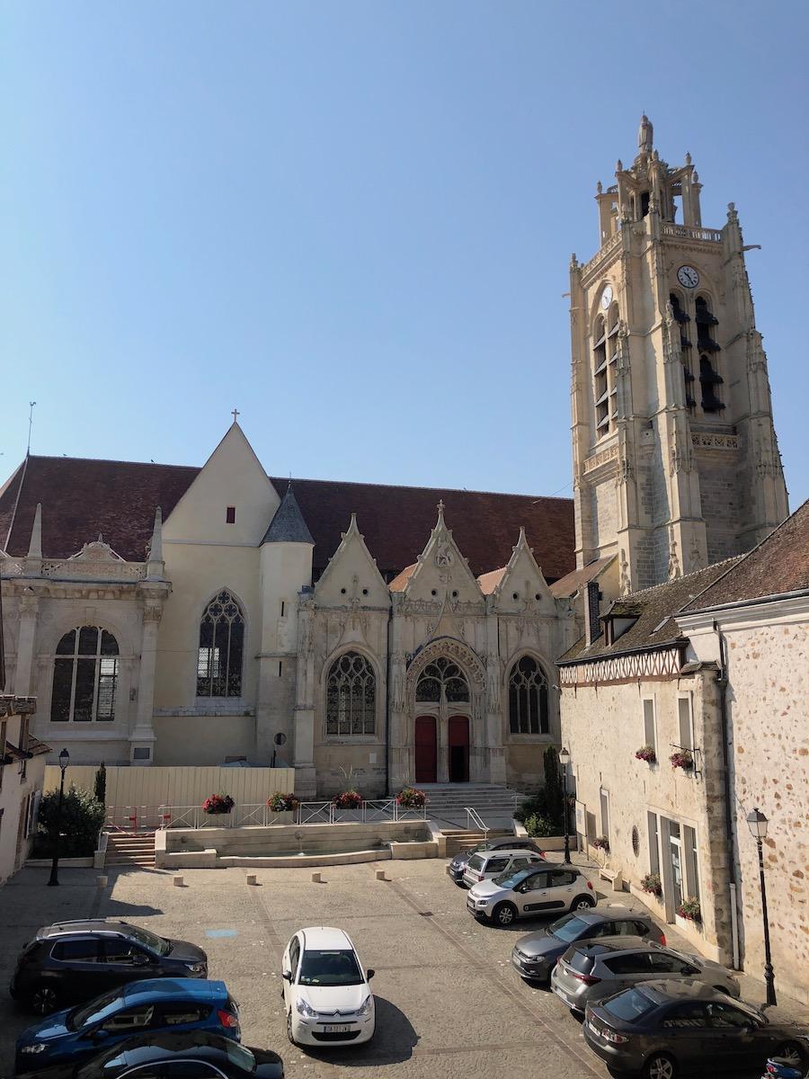 Eglise de Nogent sur Seine