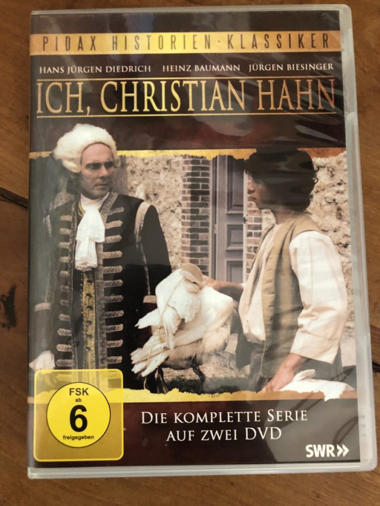 Ich, Christian HAHN