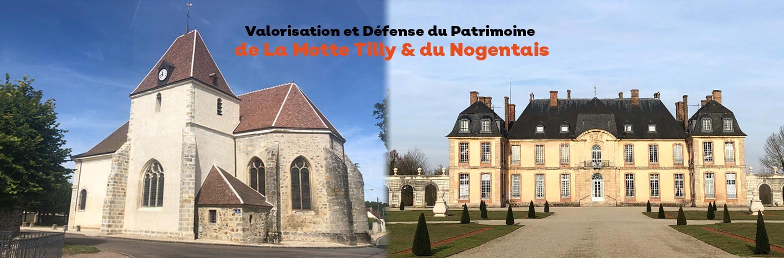 Patrimoine de La Motte Tilly