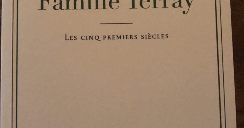 Livre de Pierre TERRAY