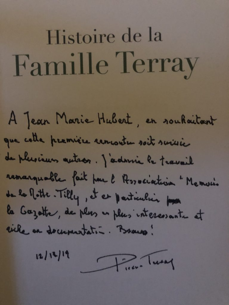 Pierre TERRAY