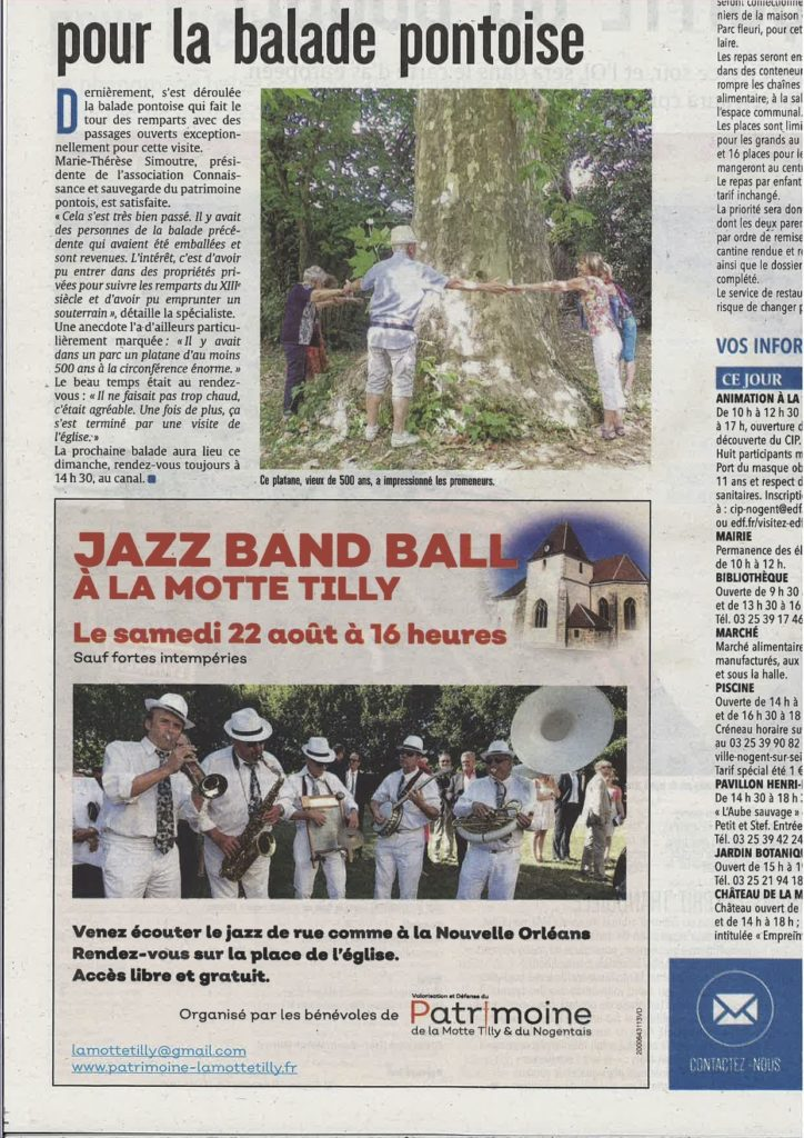 Annonce Jazz