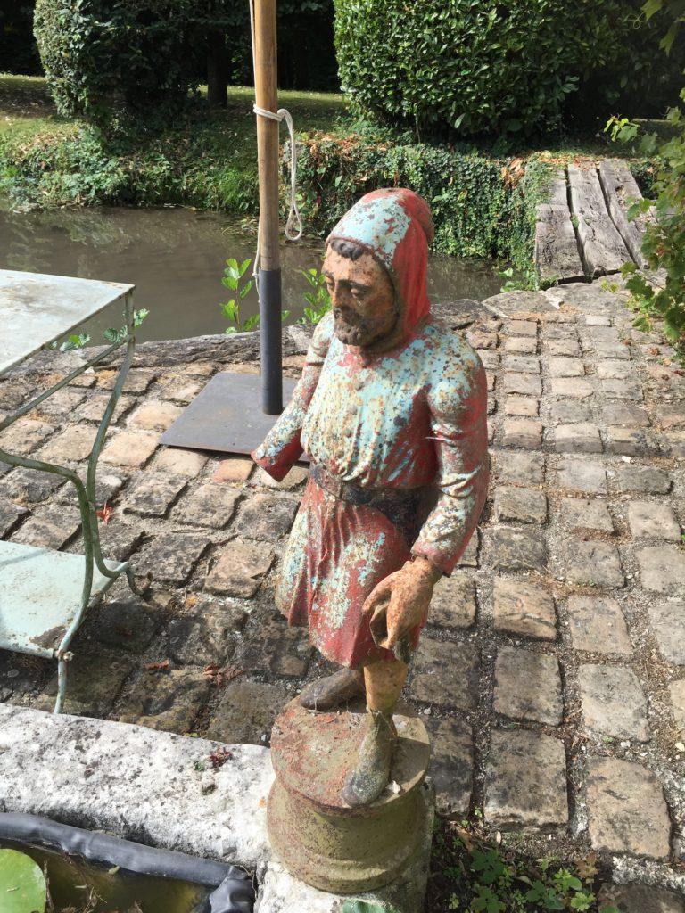 Le gardien du bassin