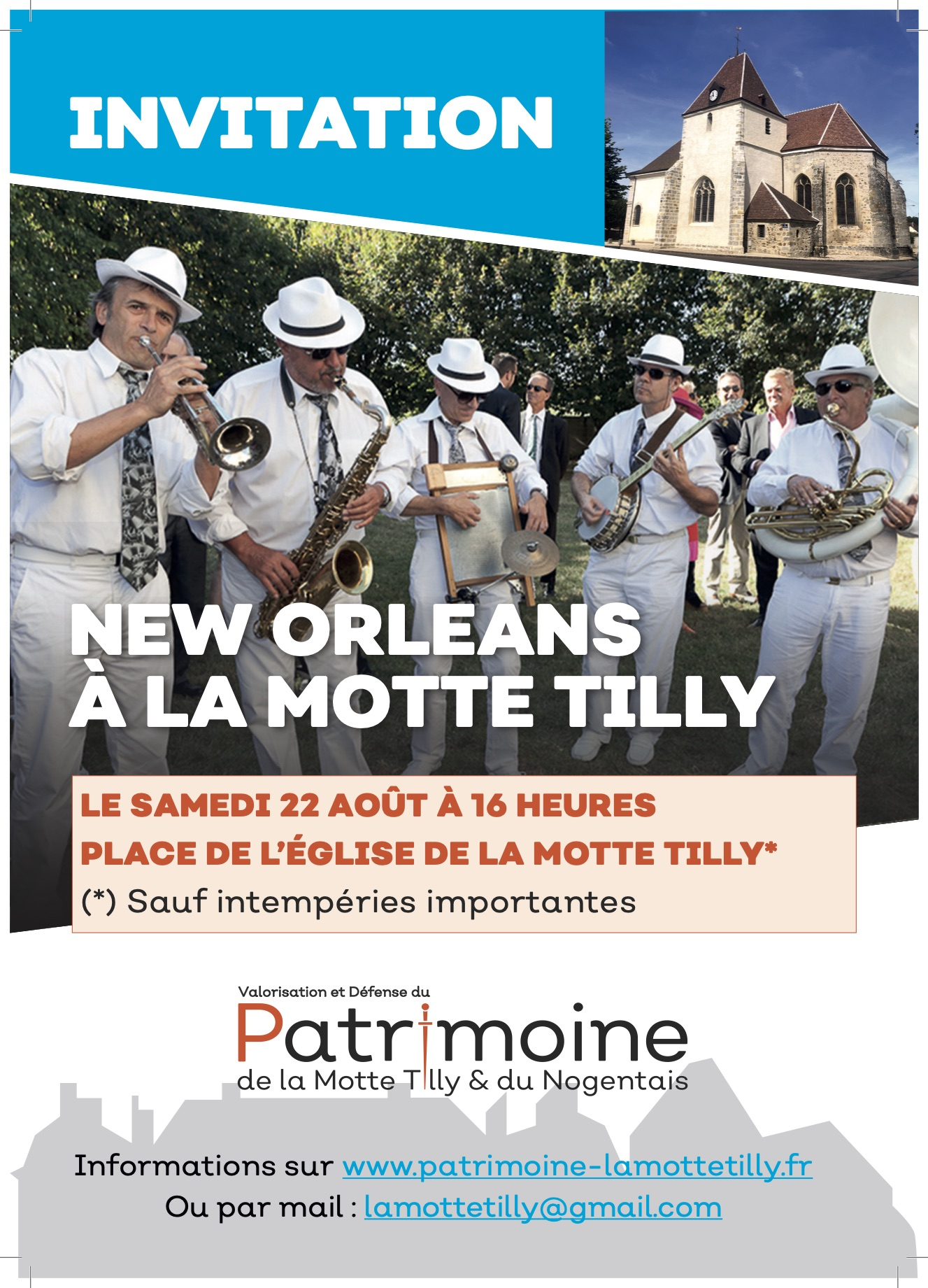 Affiche New Orleans