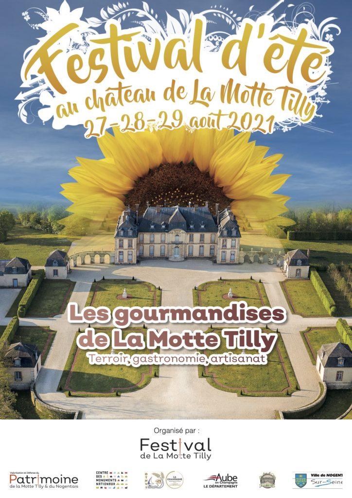 Les gourmandises de La Motte Tilly