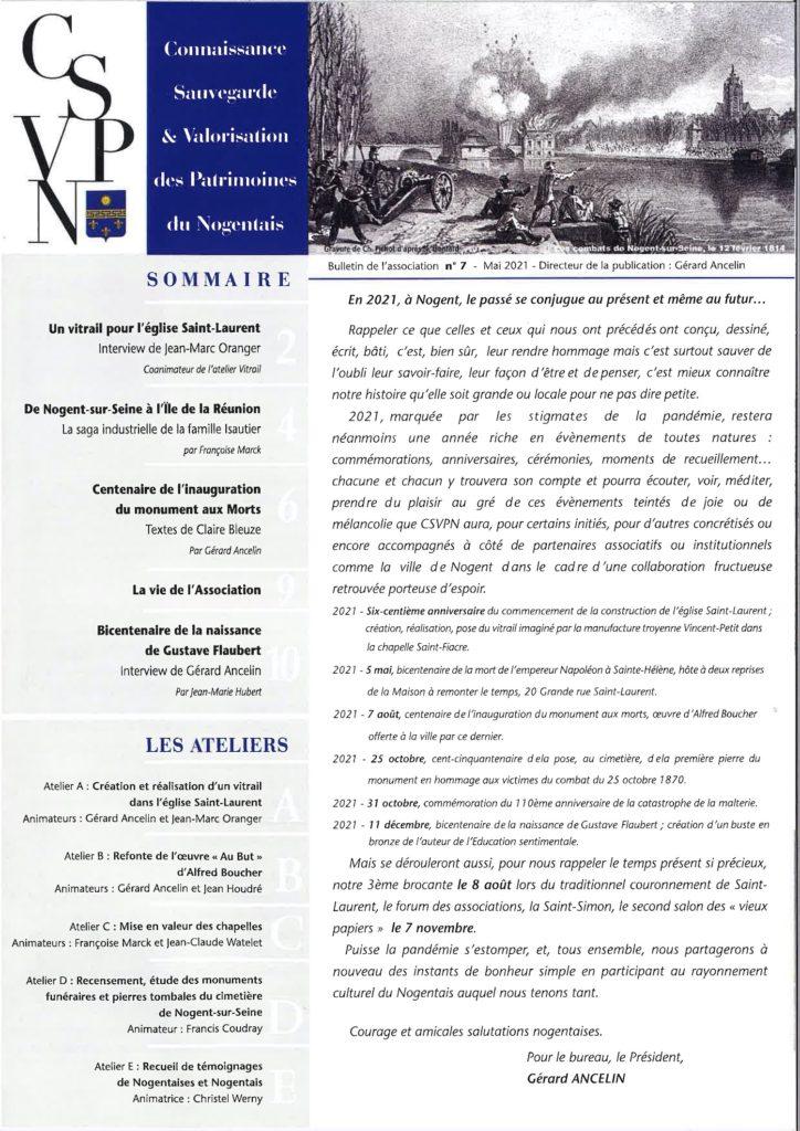 CSVPN n°7
