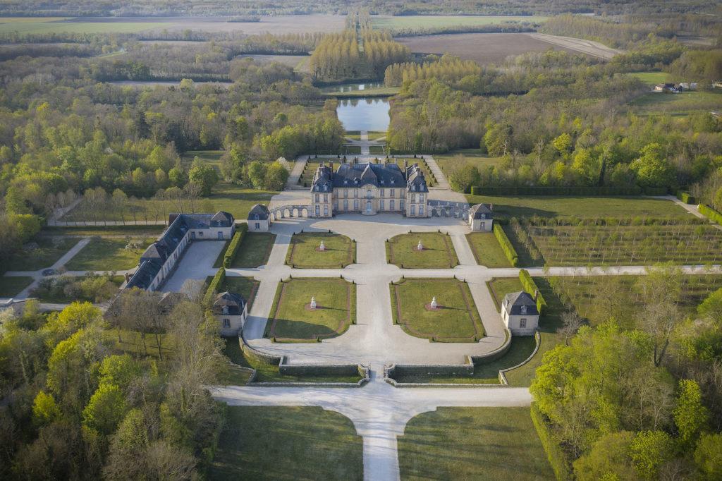 Chateau et jardins de La Motte Tilly