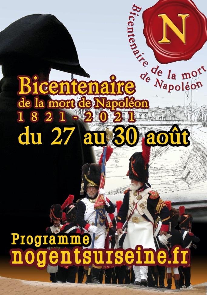 Napoléon à Nogent sur Seine